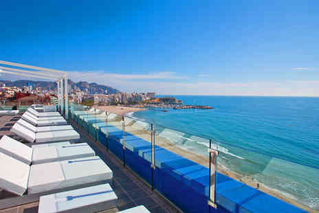 Villa del Mar - Four Star All Inclusive Paradise in Benidorm - Save 47%