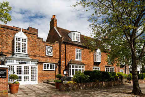 Cromwell Hotel - Three Star Newly Refurbished Historical Property Stay For Two in Stevenage - Save 37%