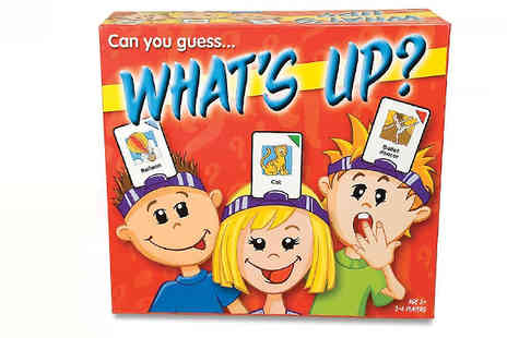 Bentleys Bargain Warehouse - Whats Up Parlour Game - Save 0%