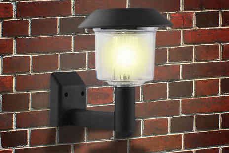 CheekyBox - Solar Wall Light - Save 40%