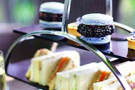 The River Bar & Restaurant - Afternoon Tea with Bottle of Bubbly for 2 - Save 39%
