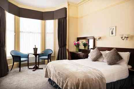 The Stuart Hotel - One, two or three night Derby stay for two with breakfast and wine - Save 48%