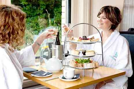 Buyagift - Pampering afternoon tea spa package for two including a treatment each - Save 0%