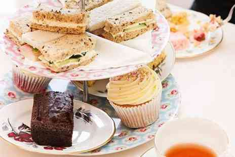 Hatties - Afternoon tea for two - Save 37%
