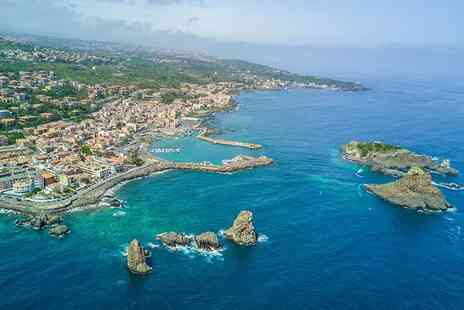 Worldwide Tours & Travel - Three, Five or Seven night Sicily, Italy stay with breakfast and flights - Save 20%