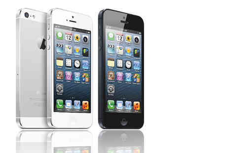 Renew Electronics - 16GB or 32GB Apple iPhone 5 choose from two great colours - Save 0%