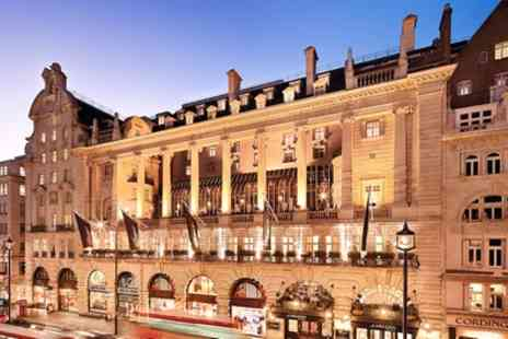 Le Meridien Piccadilly - Afternoon Tea with Cocktail or Free Flowing Prosecco for One or Two - Save 21%