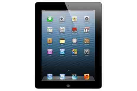 Portable Universe - Refurbished Apple iPad 3 MD366BA 64GB WiFi Plus 4G Black With Free Delivery - Save 0%