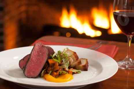 Coach & Horses - Steak and Wine for Two or Four - Save 49%