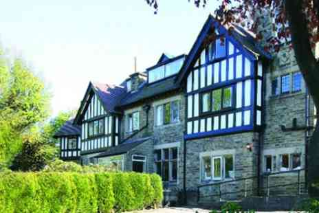 Alison Park Hotel - One to Three Nights Stay for Two with English Breakfast and Dinner - Save 43%