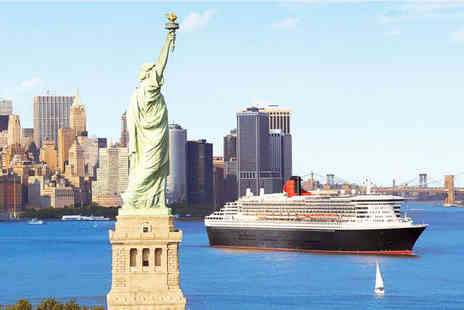 Queen Mary 2 Transatlantic Crossing - Superb Transatlantic Crossing with 3 night NYC Stay - Save 36%