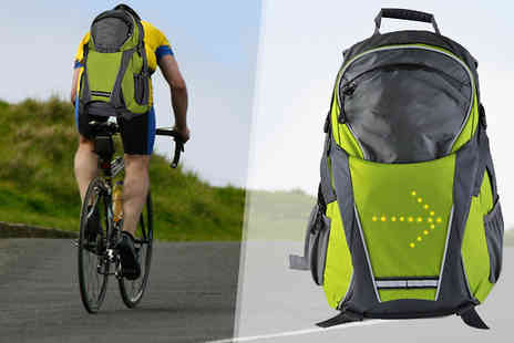 MJA Vision - High Visibility Smart Rucksack - Save 60%