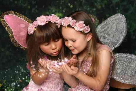 "Xposure Studios - Enchanted fairy and elf photoshoot including one 7"" x 5"" print - Save 78%"