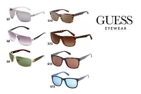 IDT Spa - Pair of Guess sunglasses - Save 71%