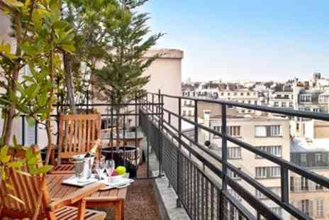 Hotel Atala Champs Elysees - Paris Stay near Champs Elysees with Breakfast - Save 0%