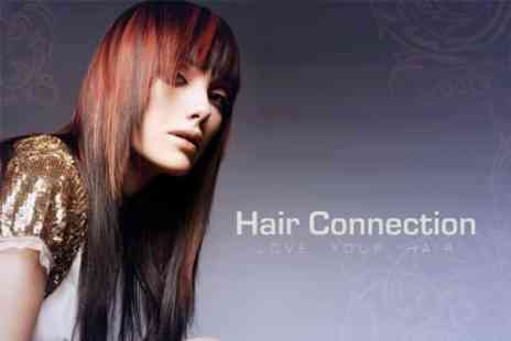 Hair Connexion - La Brasiliana Keratin Hair Treatment Plus Wash and Cut - Save 66%
