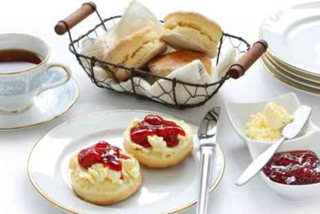 The Beach - Cream Tea for Two or Four - Save 0%