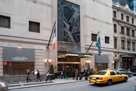 Millennium Broadway Hotel - Four Star Upscale Hotel Stay in the Heart of Times Square - Save 85%