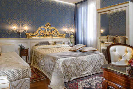 Santa Marina Hotel - Four Star Superior Stay For Two in the Heart of Venice - Save 79%