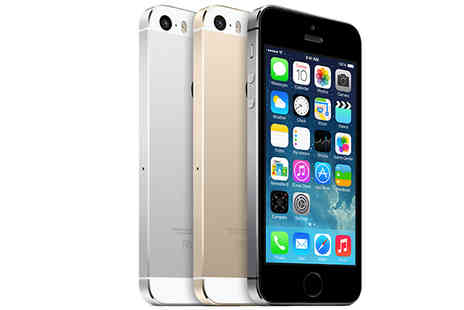 Fone Plaza - Grade A Refurbished iPhone 5S 16GB Available in 3 Colours - Save 40%