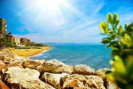 Bargain Late Holidays - Three night 4 Star all inclusive Costa del Sol, Spain break including flights - Save 39%