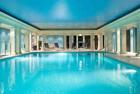 Buyagift - Overnight break for two with breakfast and spa access - Save 0%