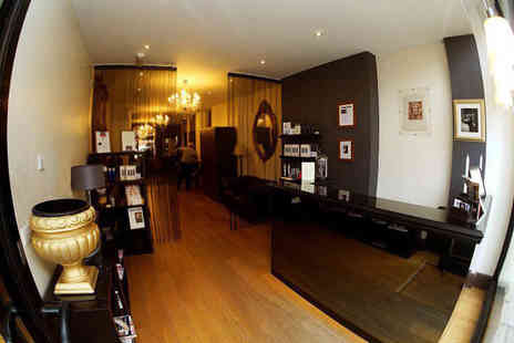 Matthew David Bespoke Hairdressing - Cut, conditioning treatment and blow dry - Save 0%