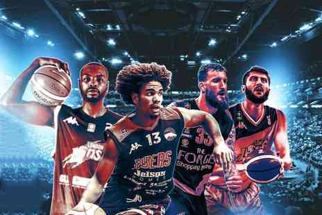 British Basketball League - Child, adult or family ticket to the British Basketball All Stars Championship - Save 49%