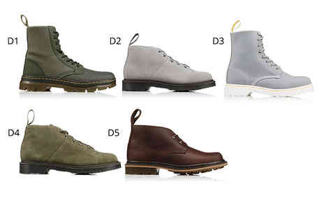 Deals Direct - Pair of Dr Marten Boots from Deals Direct choose from 13 styles - Save 49%