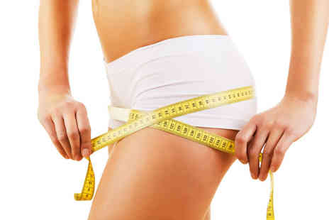 Astute Aesthetics - Three or six laser lipo sessions on any two areas of the body - Save 92%