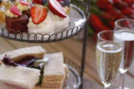 Chessington Garden Centre - Afternoon Tea for Two or Four - Save 0%