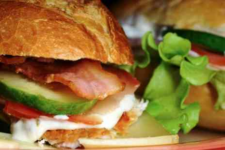 Cafe Creme - Lunch and Drink for One, Two or Four - Save 42%