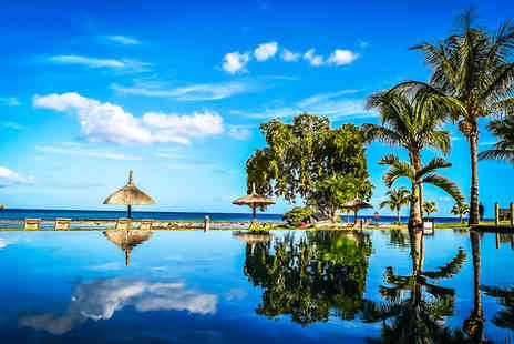InterContinental Mauritius - Five Star All Inclusive Mauritius with Optional Dubai Stopover - Save 49%