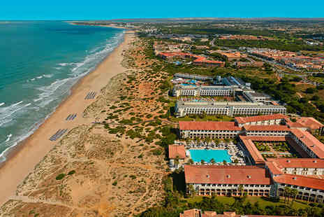 Iberostar Andalucia Playa - Four Star Andalucian Retreat For Two with Beach Access - Save 73%