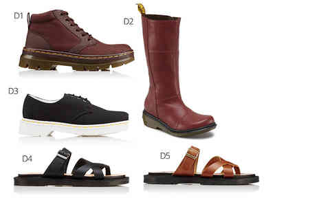 Deals Direct - Pair of womens Dr Martens shoes - Save 28%