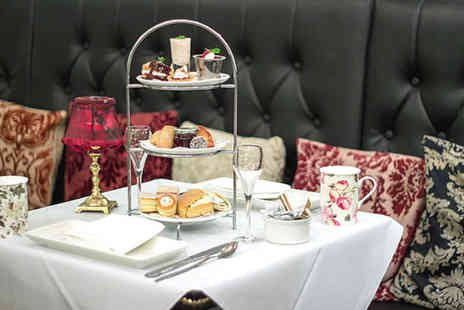 AMPM Restaurant - Afternoon tea for two or include a glass of Prosecco each - Save 49%