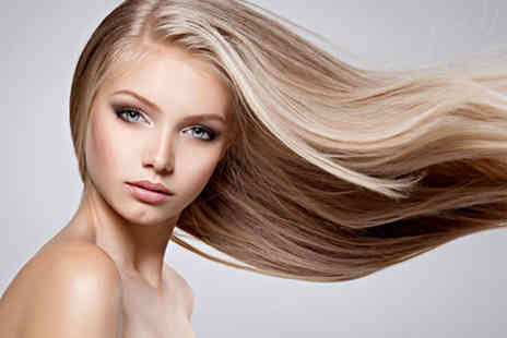 Gingers Hair And Beauty - Haircut, Affinage conditioning treatment and blow dry or include a half head of highlights with a full head of highlights - Save 0%