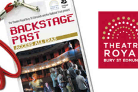 Theatre Royal - Theatre Royal Bury St Edmunds Half Price Entry To Backstage - Save 50%