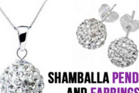 The Sparkle Company - Sparkle in style with a Shamballa jewellery set - Save 70%