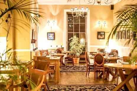 The Manor - Three Course Lunch and Spa Access for One or Two - Save 47%