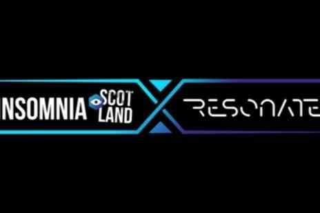 Insomnia Scotland - Ticket to Insomnia Scotland on 21 or 23 July - Save 32%