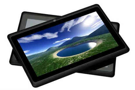 SA Products - 7 Inch Quad Core Tablet - Save 85%