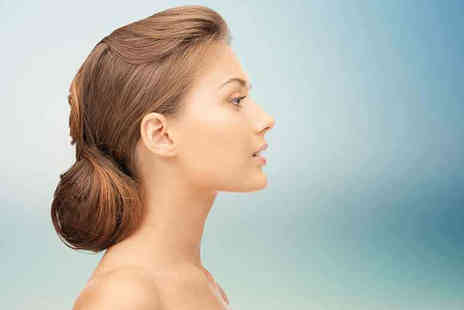 Cosmetic Facial - Non surgical nose reshape using dermal filler - Save 68%