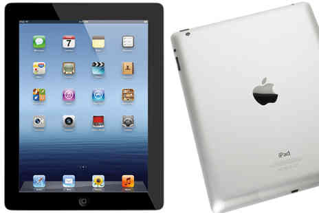 3 STEP IT - iPad 3 Wi-Fi Plus 4G GSM 32GB Black - Save 78%