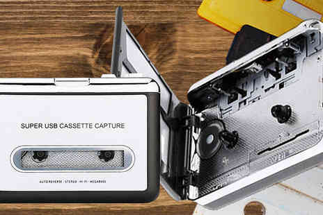 Graboom - Cassette Player and Converter - Save 0%