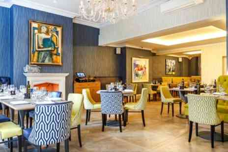 Harbour Hotels - Meal with Cocktail & Coffee for 2 - Save 50%