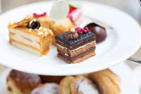 Harbour Hotels - Afternoon Tea with Bubbly for 2 - Save 44%
