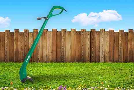 SHS Trading - Heavy duty electric garden trimmer - Save 51%