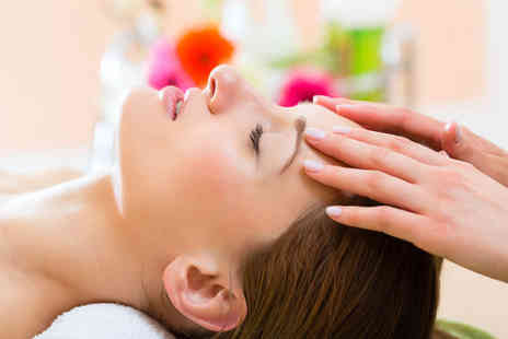 Earth Wellness Center - 30 minute Reiki treatment and a 45 minute facial lift massage - Save 70%