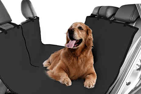 ViVo Technologies - Heavy duty pet car seat protector - Save 65%